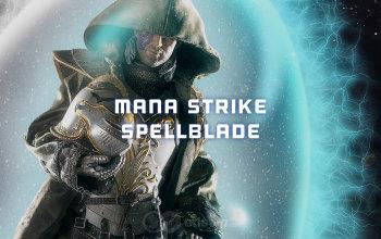 Mana Strike Spellblade Mage build for Last Epoch