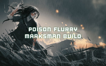 Poison Flurry Marksman/Rogue Build for Last Epoch