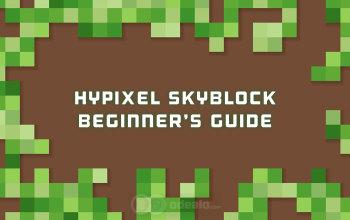 Hypixel SkyBlock Beginner's Guide