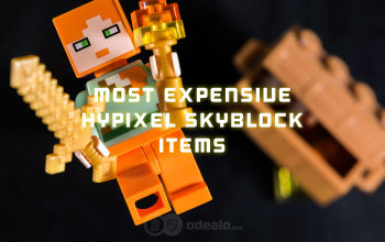 The Most Expensive Items in Hypixel SkyBlock