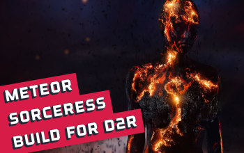 Meteor/Fire Ball Sorceress Build for Diablo 2 Resurrected