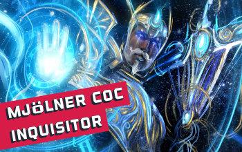 Mjölner CoC Ball Lightning Inquisitor Builld