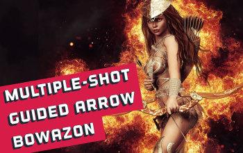 Multiple-Shot & Guided Arrow Amazon Build for Diablo 2 Resurrected