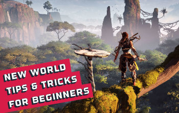 New World Beginners Tips and Tricks