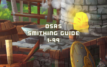 OSRS Smithing Guide: 1-99 Training - Old School Runescape