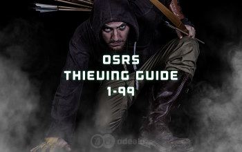 OSRS Thieving Guide: 1-99 Training - Old School Runescape