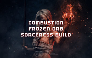 Combustion/Frozen Orb Sorceress PD2 Build