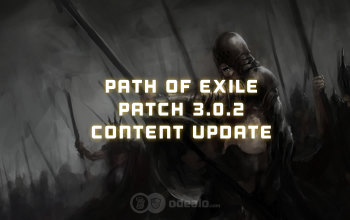 New Items and Changes In Path of Exile's Patch 3.0.2