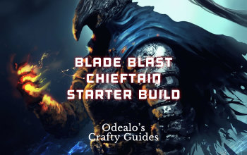 Blade Blast Chieftain Starter Build