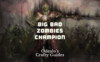 Big Bad Zombies Vacuum Champion Build - Odealo's Crafty Guide