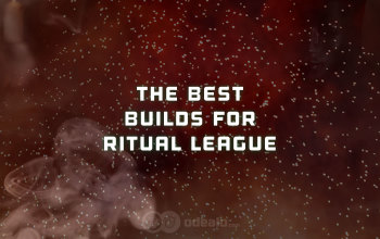 The Best Builds and Starters for the Ritual League and Patch 3.13