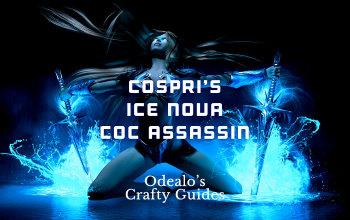 Cospri's CoC Ice Nova/Glacial Cascade Assassin build - Odealo's Crafty Guide