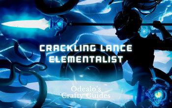 Crackling Lance Trinity Elementalist Build