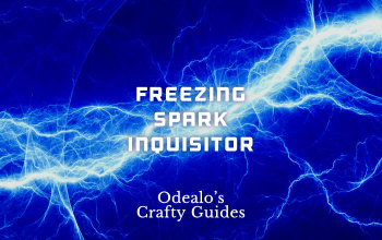 Freezing Spark Inquisitor Templar build