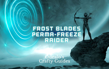 [3.0]Frost Blades Perma-freeze Raider - Odealo's Crafty Guide