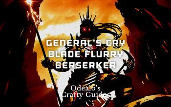 General's Cry BF Berserker Marauder Build