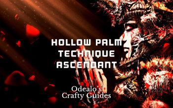 Hollow Palm Technique Ascendant duo-build