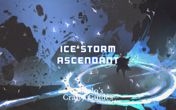 Whispering Ice CI Ascendant Scion build