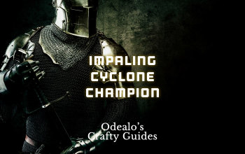 Impaling Cyclone Champion Duelist build