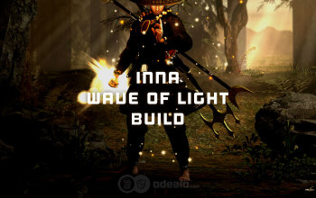 Inna's Mantra Wave of Light Monk build - Diablo 3