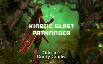The Fastest PoE Build - Kinetic Blast Pathfinder - Odealo's Crafty Guide