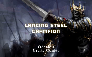 Lancing Steel Impale Champion build - Odealo's Crafty Guide