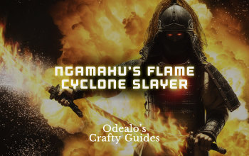 [3.0]Ngamahu's Cyclone Shaper Slayer - Odealo's Crafty Guide