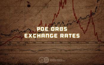 PoE Orbs Trade / Exchange Rates