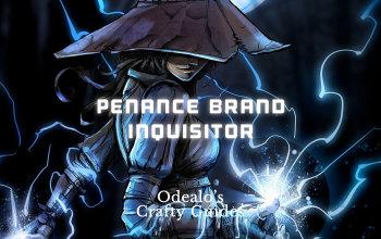 Penance Brand Inquisitor Templar Build
