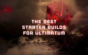 The Best Starter Builds for the Ultimatum League and Patch 3.14