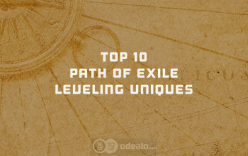 Top 10 Path of Exile Leveling Uniques