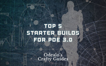 Top 5 Starter Builds for Fall of Oriath