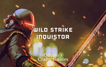 Wild Strike Inquisitor Templar build