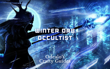 Winter Orb Occultist Build