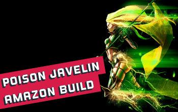 Poison Javazon Build for Diablo 2 Resurrected