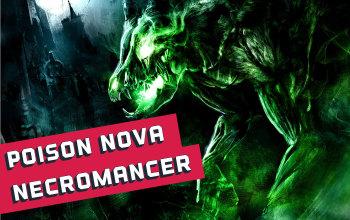 Poison Nova Necromancer PD2 Build