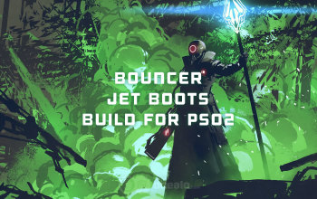 The Best Bouncer Jet Boots Starter Build for PSO2