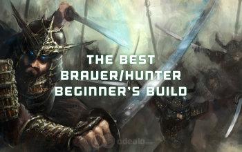 The Best Braver/Hunter PSO2 Beginner's Build