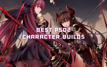 The Best PSO2 Builds - Classes and Character Guides