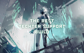 The Best Techter/Hunter Support Build for PSO2