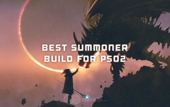 The Best Summoner/Fighter Build for PSO2