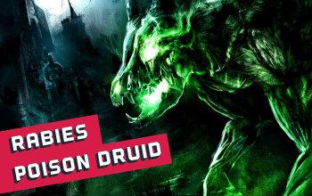 Rabies Poison Druid Build for Diablo 2 Resurrected