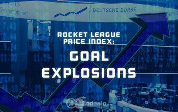 Rocket League Goal Explosions Price Index - Odealo