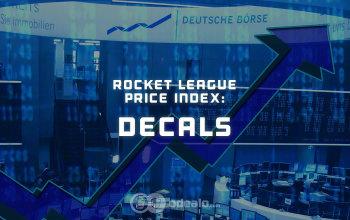 Rocket League Decals Price Index - Odealo