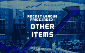 Rocket League Toppers, Rocket Boosts, and Other Items Price Index - Odealo