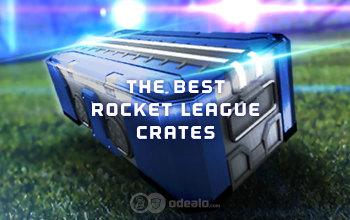 The best Rocket League Crates - Item rewards comparison