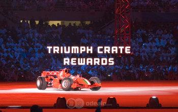 Triumph Crate Rewards - New Rocket League Items