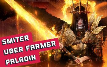 "Smiter ""Uber Farmer"" Paladin Build for Diablo 2 Resurrected"