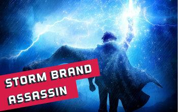 Storm Brand Assassin Build