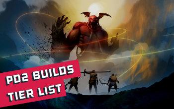 Project Diablo 2 Builds Tier List